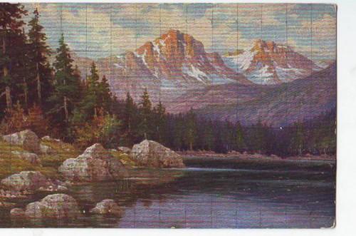 30301,Degi AK 1292 W. Hoy See im Hochgebirge