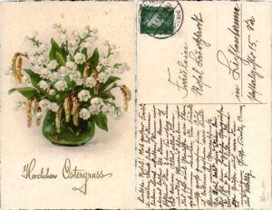 35187,Meissner & Buch 3251 Ostern Snowdrop
