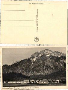 36032,Erholungsheim Grödig Niederalm Untersberg Salzburg 1940
