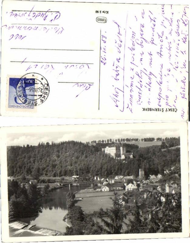 46147,Cesky Sternberk Sternberg 1953