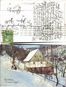 47757,Neujahr Meissner & Buch 2012 Winterstimmung