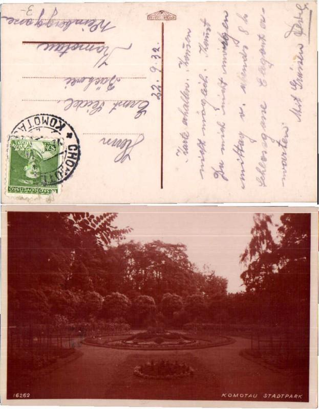 48059,Komotau Stadtpark