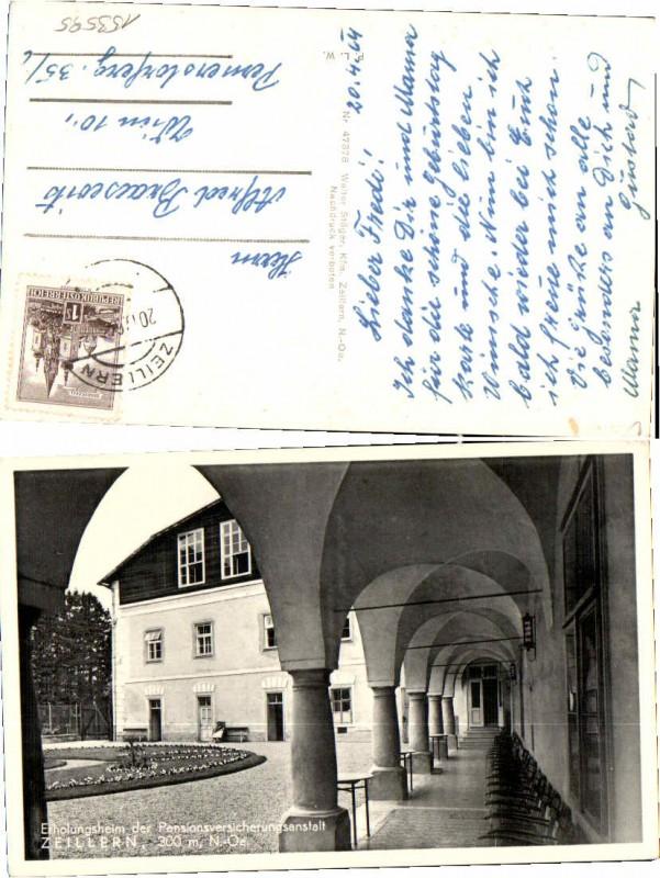 57045,Zeillern b. Amstetten Heim Innen
