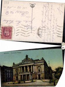 70178,Brünn Brno Deutsches Theater 1918