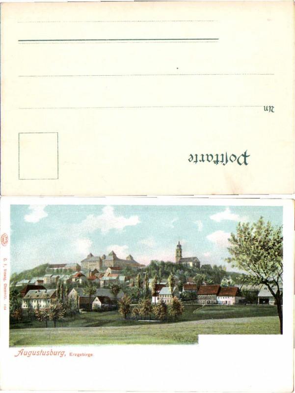 71329,Augustusburg bei Chemnitz Erzgebirge