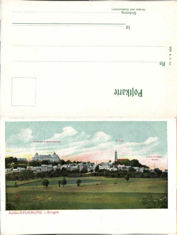 71336,Augustusburg bei Chemnitz Erzgebirge