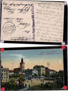 71459,Lemberg Lwow Heiliger Geist Platz