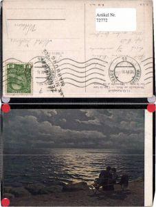 72772,G.O. Kalmykoff Mondnacht am Meer T.S.N. Verlag 9