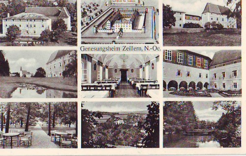 5552,Heim Zeillern bei Amstetten 1963