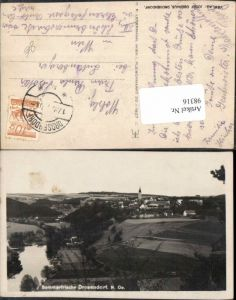 98316,Drosendorf Ortsrand 1927
