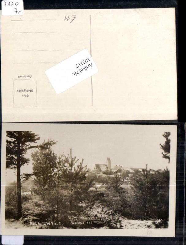 103117,Neukirchen am Ostrong bei Laimbach Melk 1940
