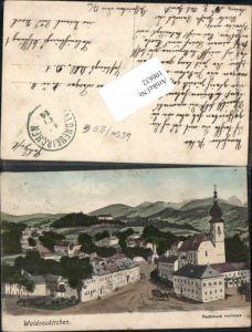 106632,Waldneukirchen bei Steyr Gasthaus Markt 1914 Feldpost