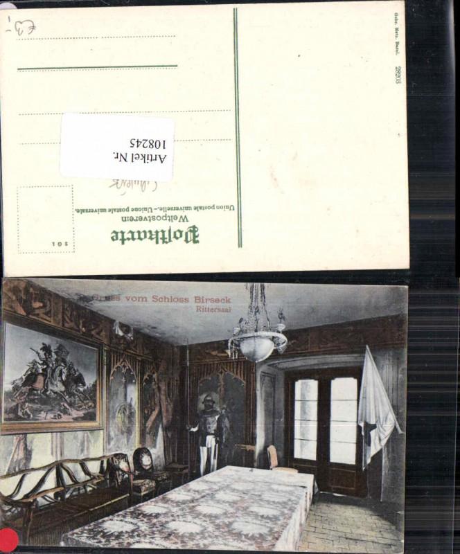 108245,Schloss Birseck Rittersaal Kt. Basel Land