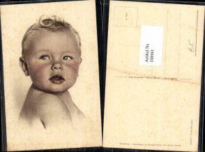 108941,Lotte Herrlich sign. Süsses Kind Baby Portrait Ballerini Fratini