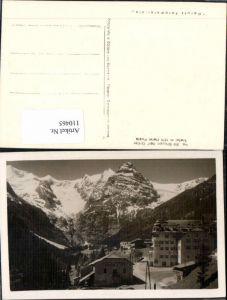 110465,Gruppo del Ortler Trafoi m. Hotel Posta Sulden Trentino