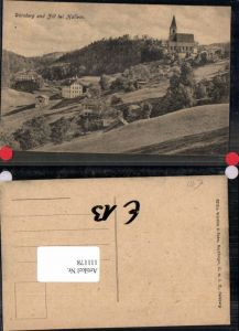 111178,Dürnberg bei Hallein Zill Ortsansicht 1920