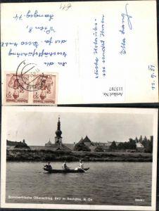 113787,Ottenschlag am Kamp Boot Leute Zwettl