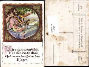 115728,Bund der Deutschen in Niederösterreich 99 A. Marussig Studentica