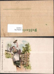 116333,Künstler Postkarte der Meggendorfer Blätter 2 Josef Mukarovsky sign.