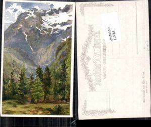 116681,Dt. Schulverein 415 Marmarole Trentino Tre Croci E.F. Hofecker