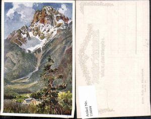116684,Dt. Schulverein 408 Croda Rossa Schluderbach Trentino E.F. Hofecker