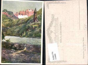 116686,Dt. Schulverein 417 Rosengarten Bozen Trentino E.F. Hofecker