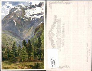 116687,Dt. Schulverein 415 Marmarole Trentino Südtirol E.F. Hofecker