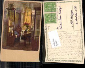 121105,Maxim Trübe Wenau Brabant AK 1172 lauschiger Winkel