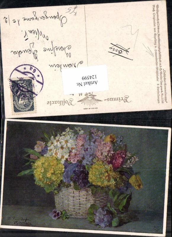 124599,Primus AK 1158 Wohlgemuth Lissner Frauendorfer Mühlthaler Blumen