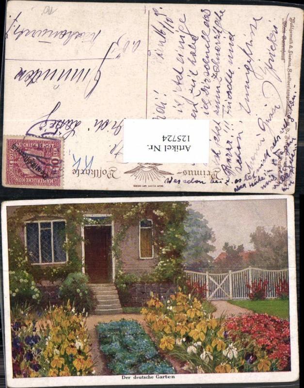 125724,Primus AK 1008 Mein Gartenhaus Wohlgemuth & Lissner