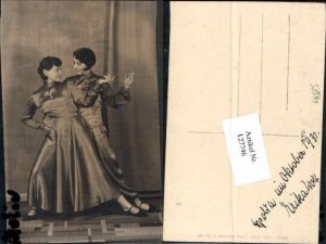 127746,Autogramm  FotoAK Apolda 1930 Erika Wolf pub Prügel Apolda Widmung