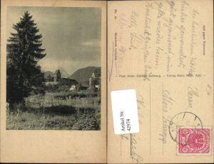 42974,Foto AK Anif gegen Watzmann Niederalm