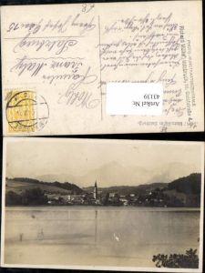 43139,Foto AK Mattsee im Flachgau Salzburg Seekirchen am Wallersee Obertrum Seehalm