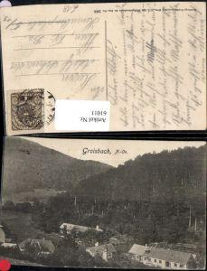 61011,Groisbach b. Alland seltene Ansicht