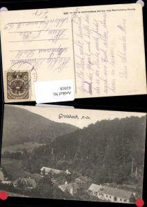 61018,Groisbach b. Alland seltene Ansicht