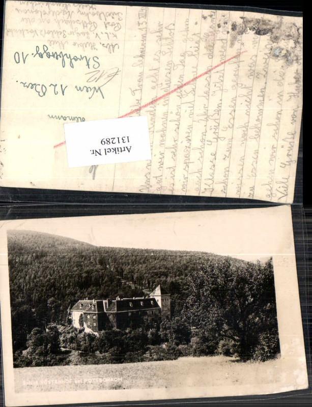 131289,Schloss Vöstenhof bei Pottschach a.d. Westbahn Ternitz