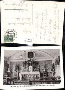 72209,Kapelle des St. Josef Exerzitienhaus Dürnberg bei Hallein Altar