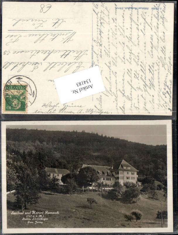 134183,Ramsach bei Läufelfingen Kt Basel Land