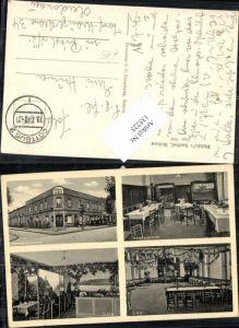 135225,Welzow Gasthaus Richter Feldpost 1940 Niederlausitz Spree Neiße