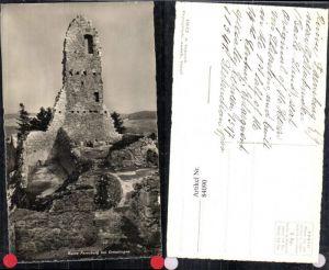84090,Ruine Farnsburg bei Ormalingen Kt Basel-Land