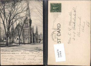 137414,Passaic Methodist Church New Jersey 1905