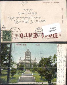 137415,Passaic City Hall New Jersey 1905