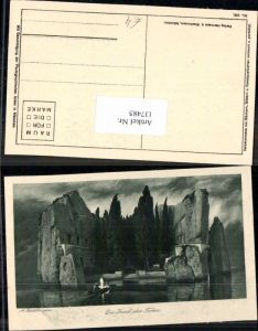 137485,A. Böcklin Die Insel der Toten Tod