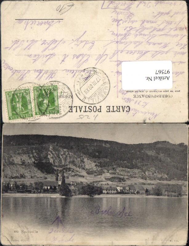 97567,Neuveville Kt Jura
