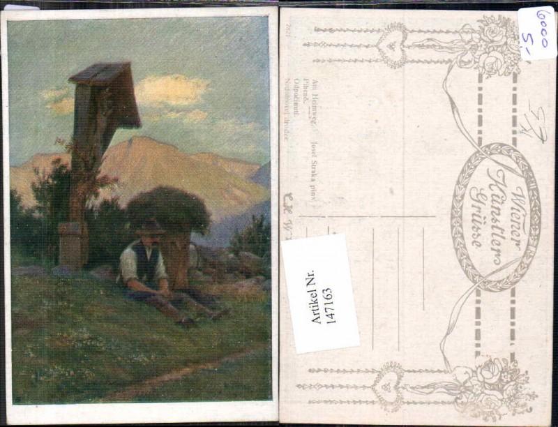 147163,Josef Straka Am Heimweg