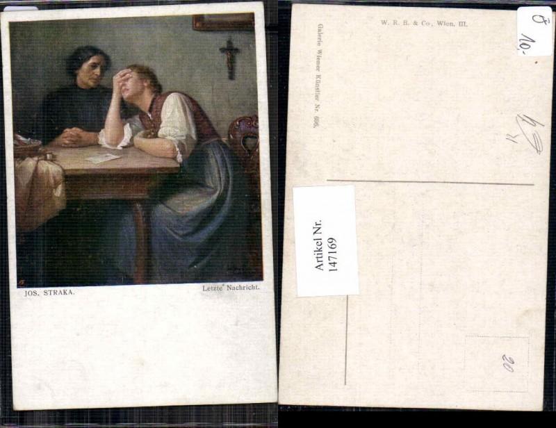 147169,Josef Straka Letzte Nachricht