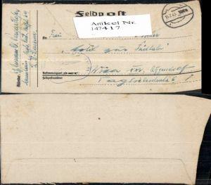 147417,WW2 WK2 Feldpost 1944 Purgarthofer an Fam. Rosa Fischer Wien Atzgersdorf