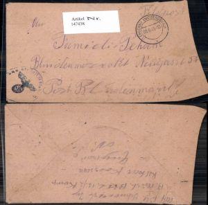 147438,WW2 WK2 Feldpost Fam. Peham Blindenmarkt Amstetten Engerau 1943
