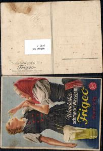 148016,Frigeo Reklame AK Werbe Limonade Brauselimonaden
