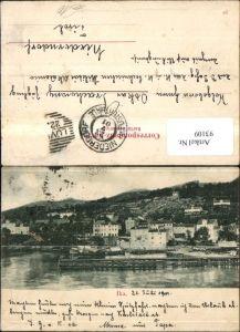 93109,Ika Ansicht Hafen 1901